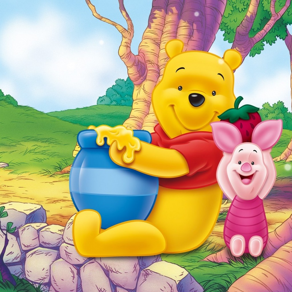Wallpaper Winnie The Pooh: [49+] Winnie The Pooh Thanksgiving Wallpaper On