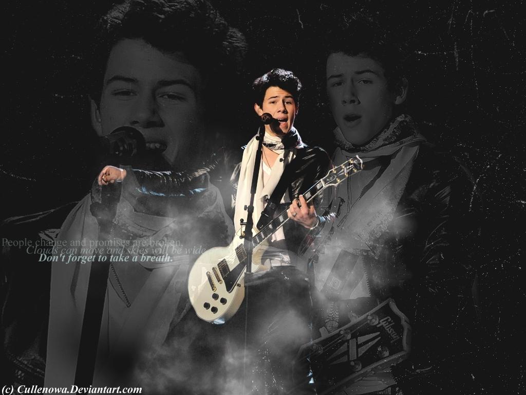 Nick Wallpaper   Nick Jonas Wallpaper 7784857 1024x768