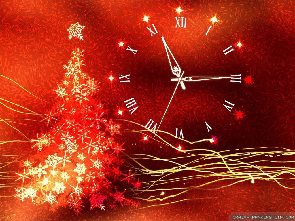 Wallpaper Helpers Christmas Countdown wallpapers 1024x768