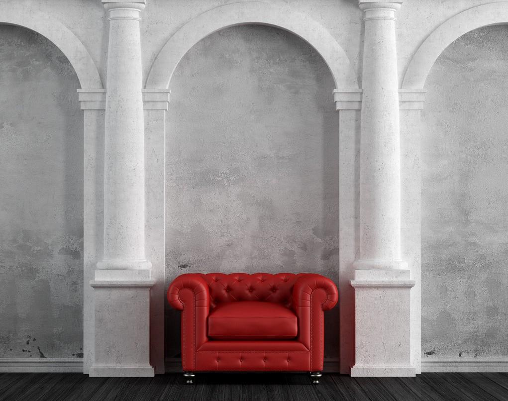 Free download Hotel lobby interior design model Roman style