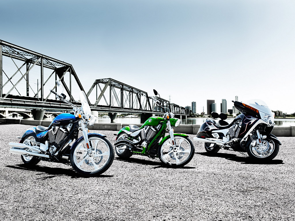 2011 Victory Motorcycles Go Down Under 1024x768