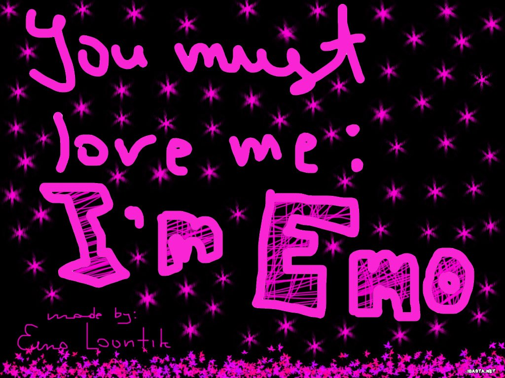 Emo Love wallpapers and images 1024x768
