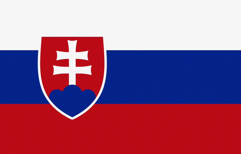 Wallpaper Flag Slovakia Slovakia images for desktop section 1332x850