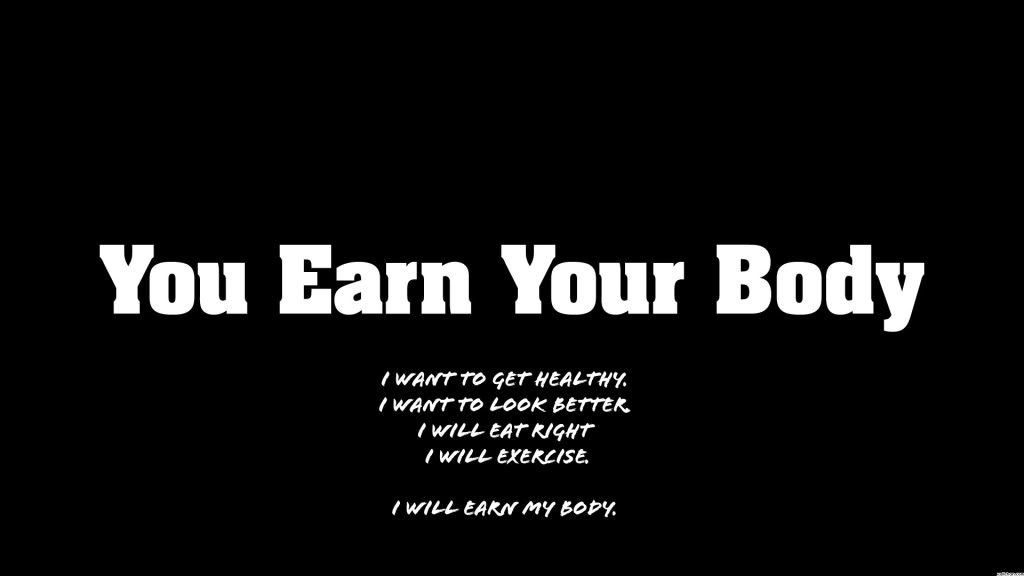 Beast Motivation You Earn Your Body 1024x576