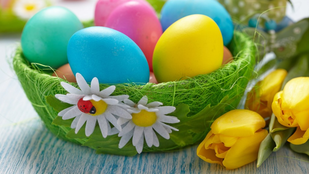 Easter Browser Themes Desktop Wallpaper iPhone Wallpapers 1024x576