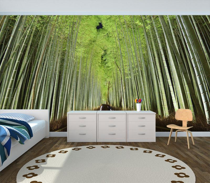 Forest Wallpaper For Bedroom Wallpapersafari