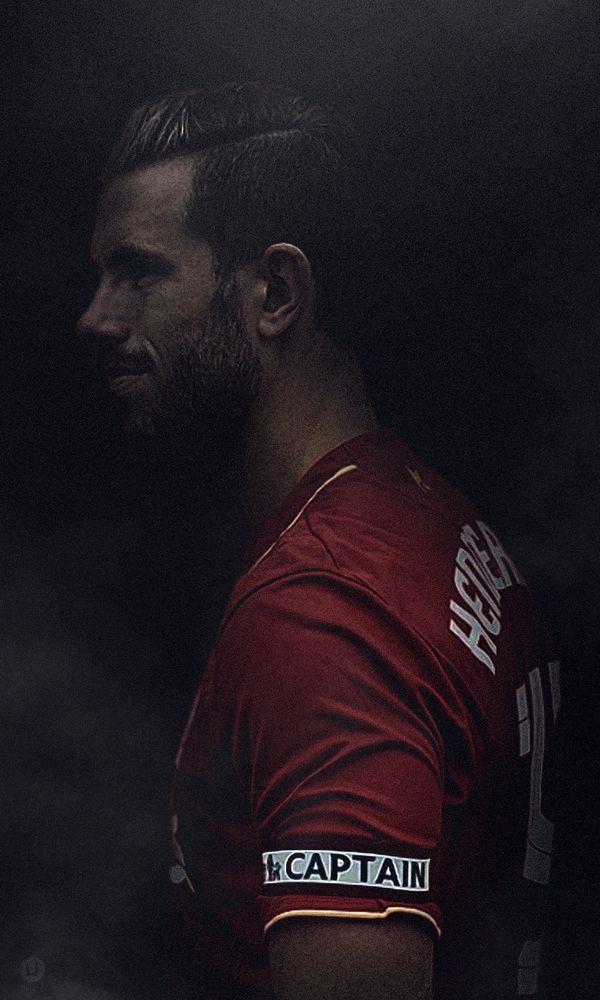 Jordan Henderson LFC Captain Liverpool FC Pinterest 600x1000