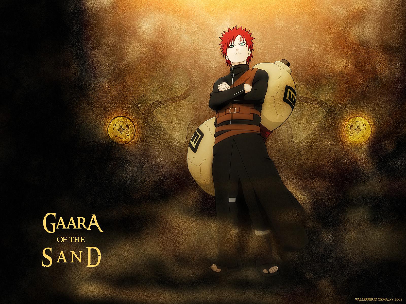 Anime Wallpaper Gaara HD Naruto Movie Anime Wallpapers 1600x1200