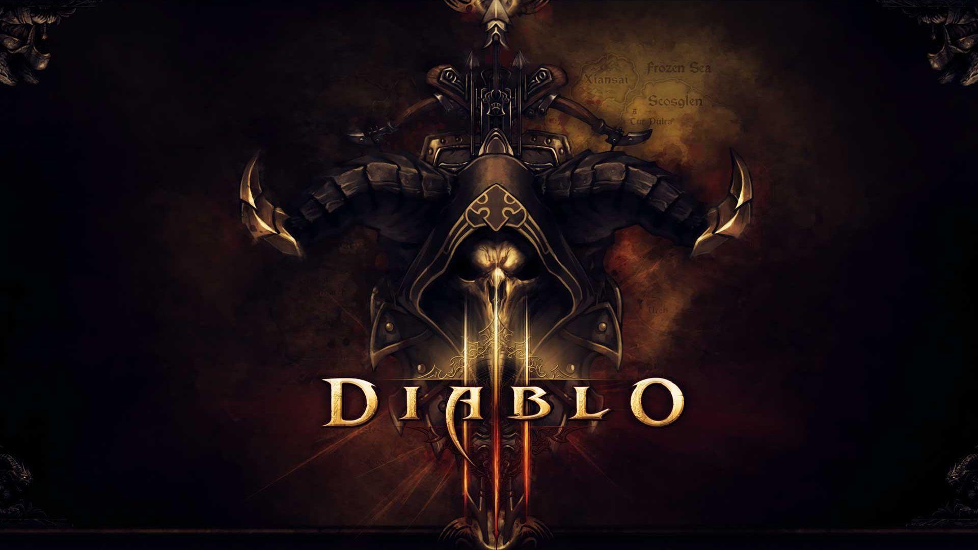 Diablo III Demon Hunter Artwork HD Wallpaper FullHDWpp   Full HD 1920x1080