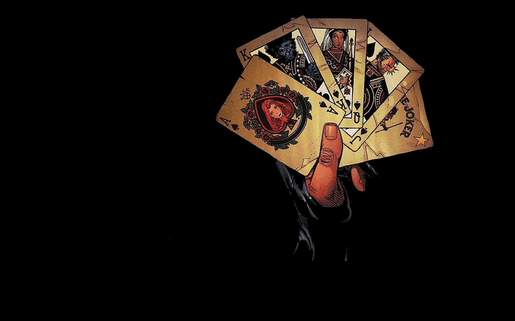 X-Men Origins: Wolverine images Gambit HD wallpaper and background ...