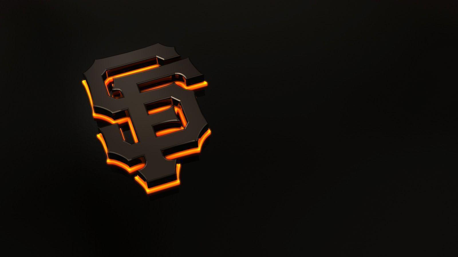 San Francisco Giants Logo Wallpapers 1600x900
