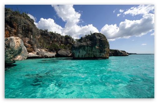 Dominican Republic Wild Beach HD wallpaper for Standard 43 54 510x330