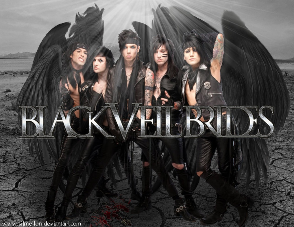 Free Download Black Veil Brides Wallpaper 2 By Hfworks On