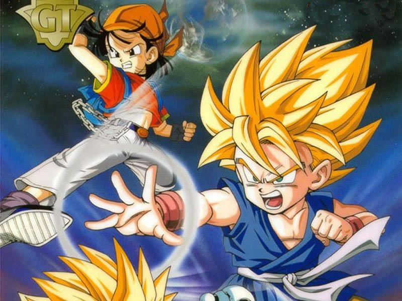 Imagen   DRAGON BALL GTjpg   Dragon Ball Wiki 800x600