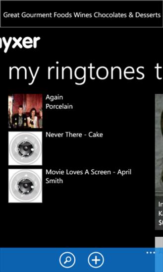 myxer.com free ringtones and wallpaper
