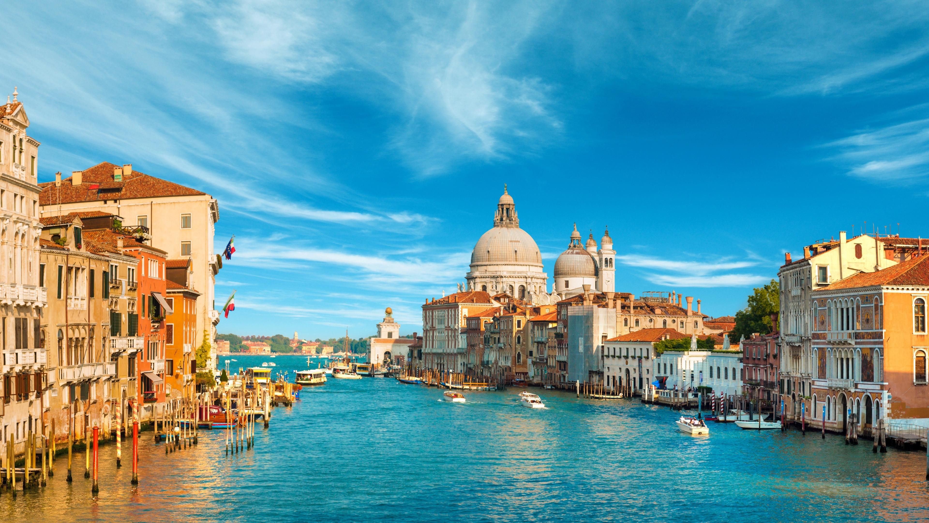 Venice grand Canal Ultra HD wallpaper UHD WallpapersNet 3840x2160