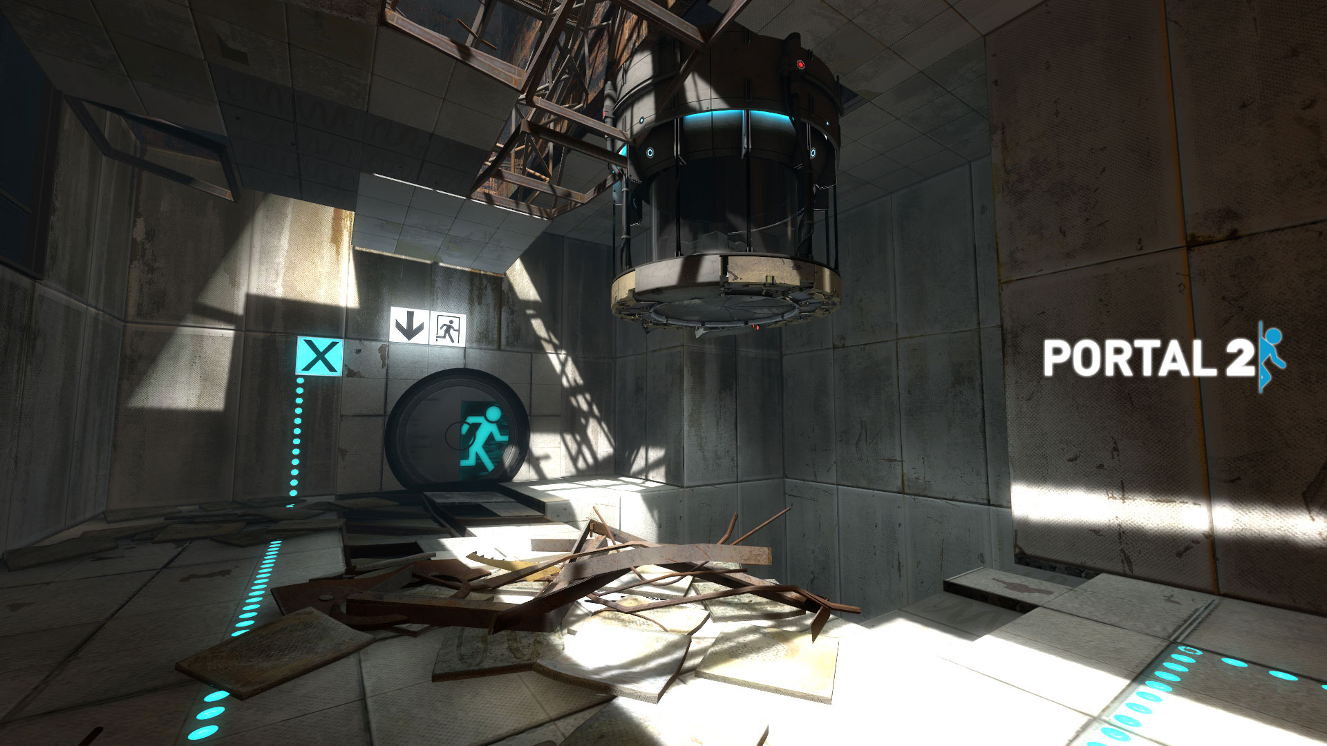 Portal 2 Wallpapers in HD High Resolution Page 5 1920x1080