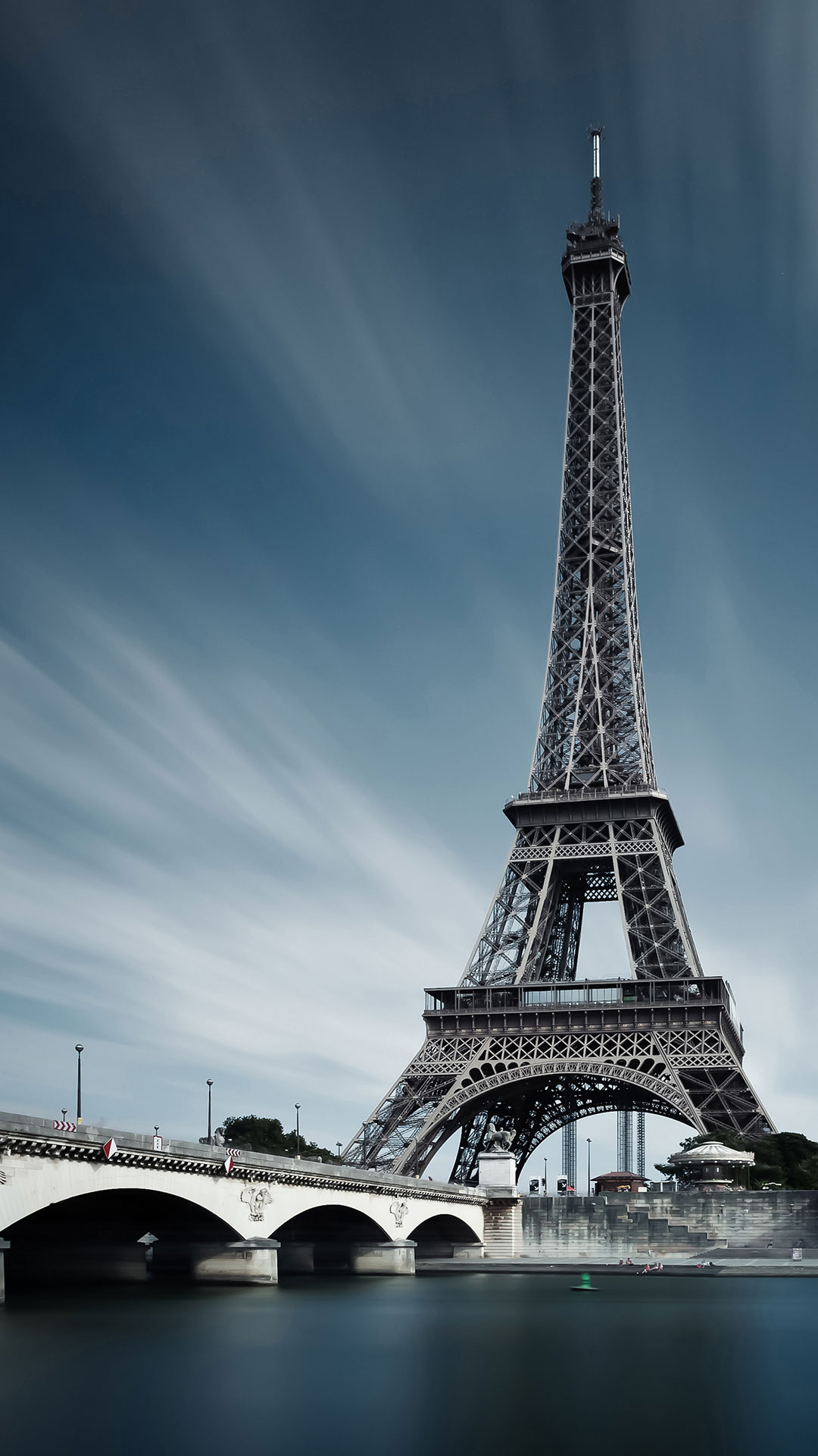 Free Download Eiffel Tower Background 123mobilewallpaperscom