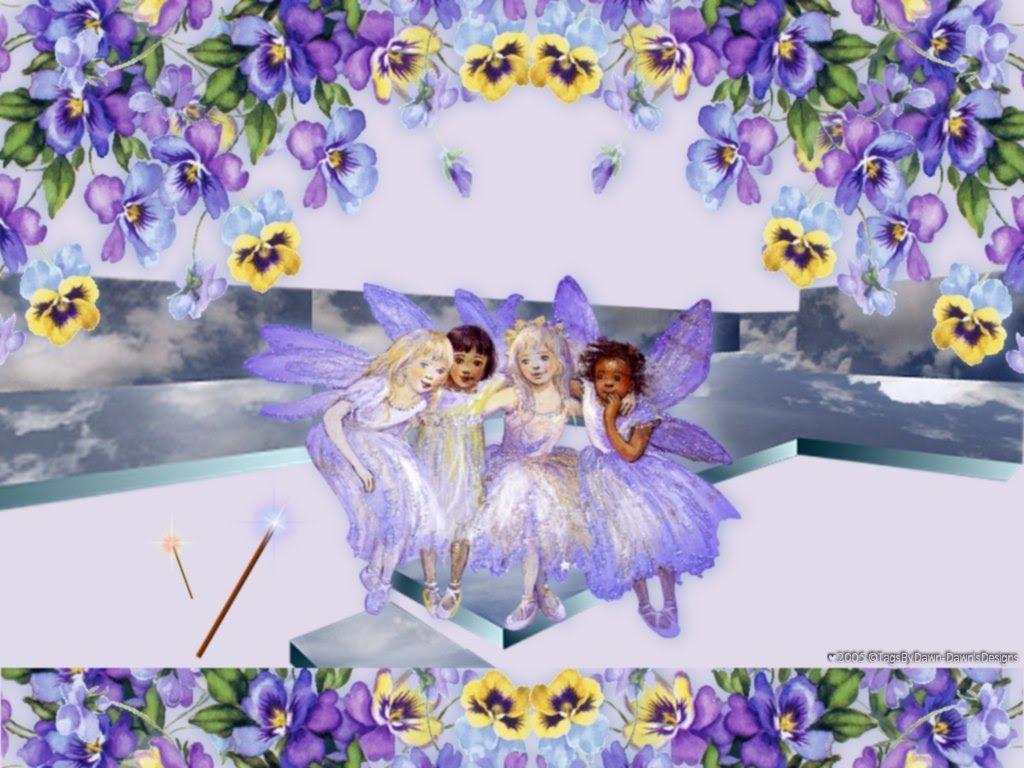 Daniel Sierra 3D Fairy wallpaper Cute Fairy Wallpapers Desktop 1024x768