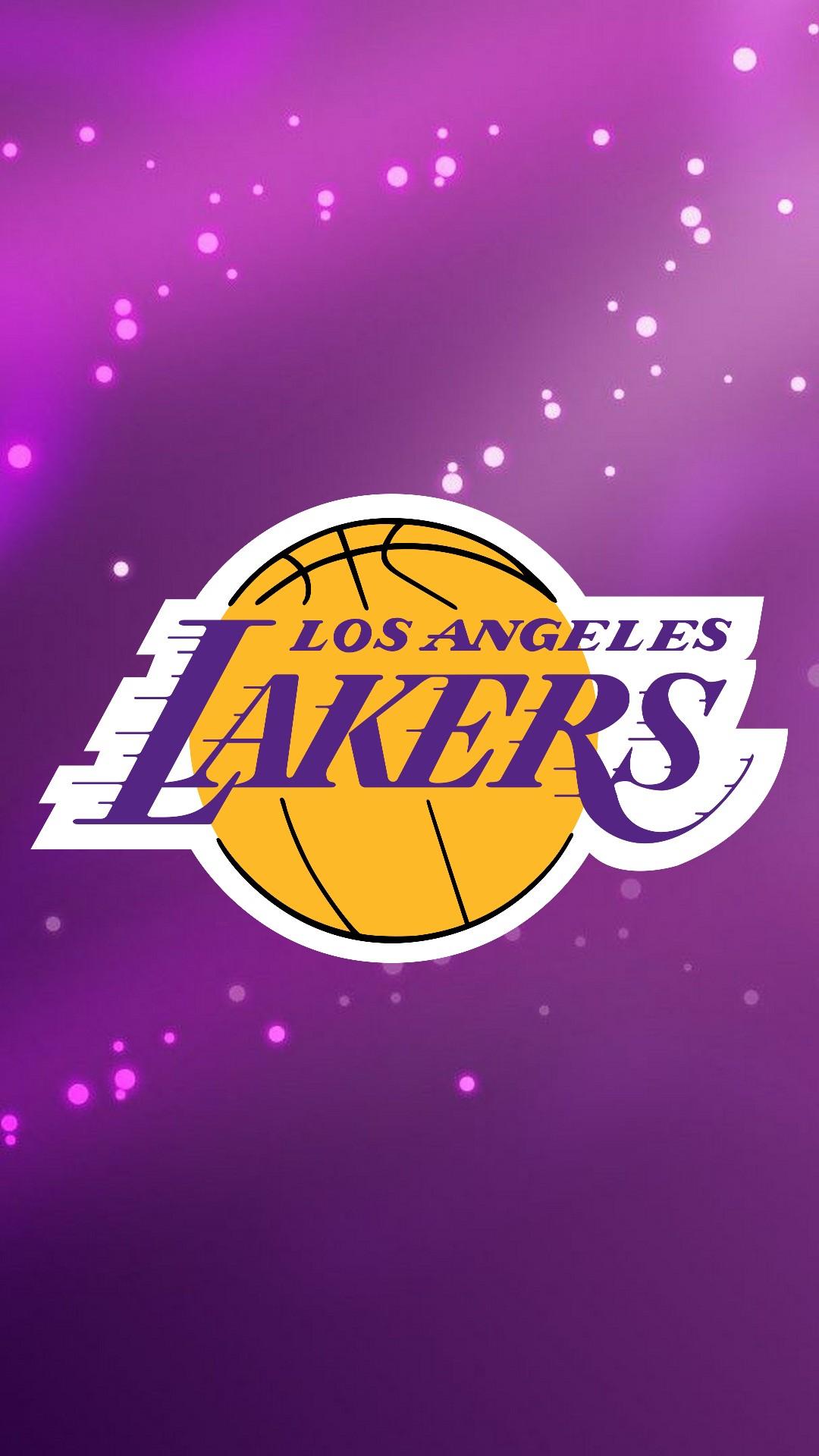 Los Angeles Lakers iPhone Wallpaper Lock Screen   2020 NBA iPhone 1080x1920