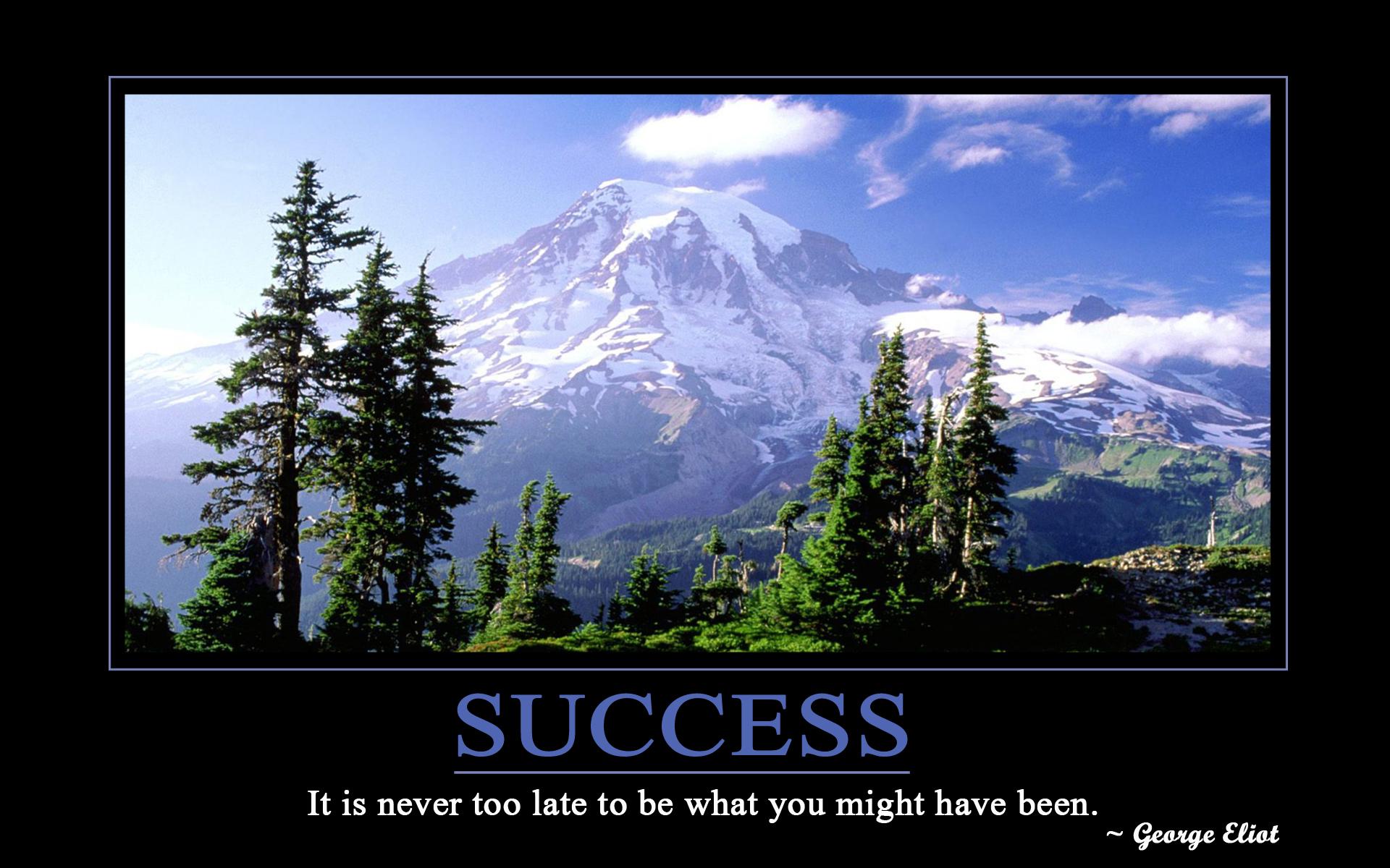 Motivational Wallpaper Success Goal Setting Guide 1920x1200