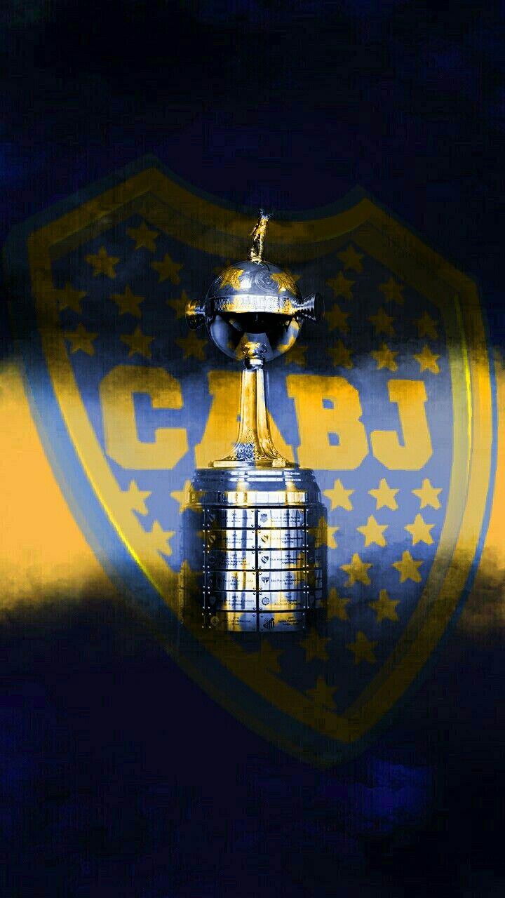 Boca Juniors Escudo Copa Libertadores wallpapers El nico grande 720x1280