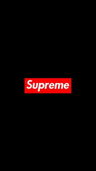 Supreme iPhone 6 Wallpaper 324x576