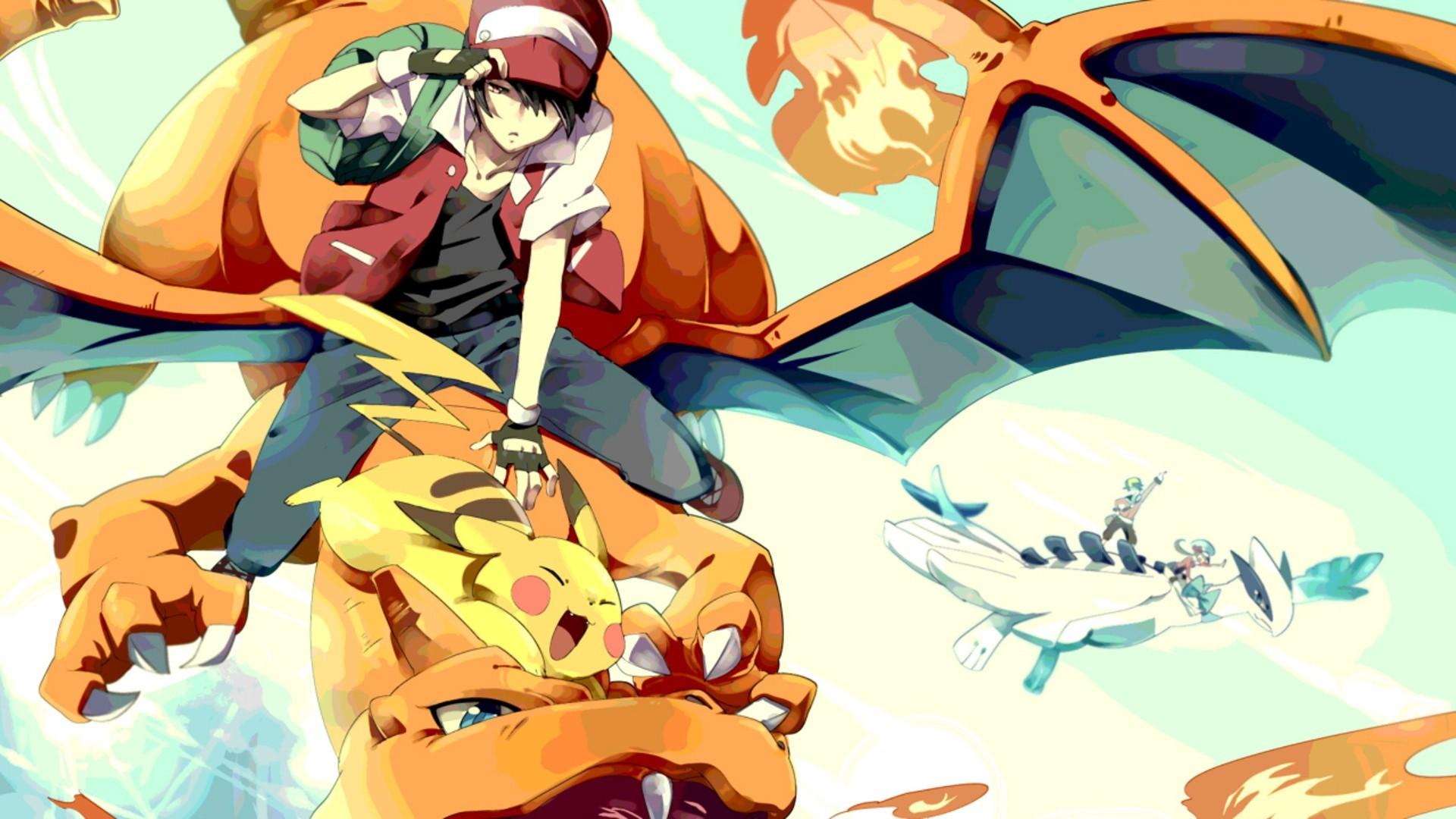 Pokemon Anime Wallpaper 1920x1080