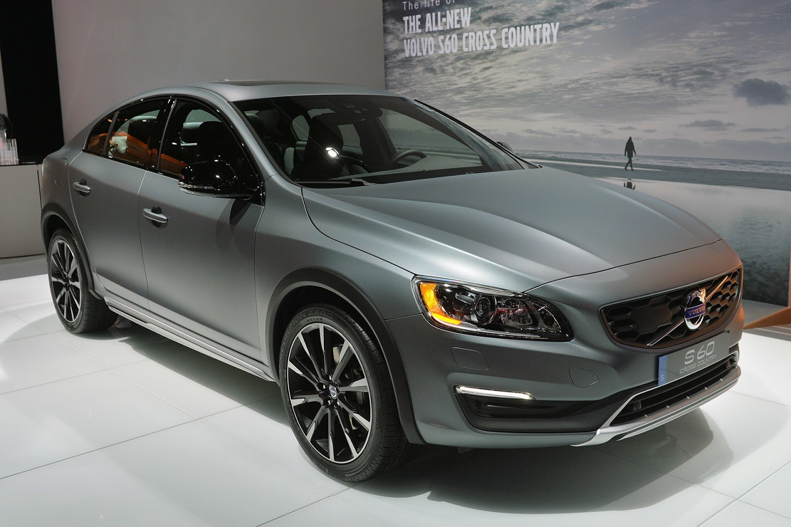 2016 Volvo S60 Cross Country   Hd Wallpapers Pictures Pics Images 1600x1067