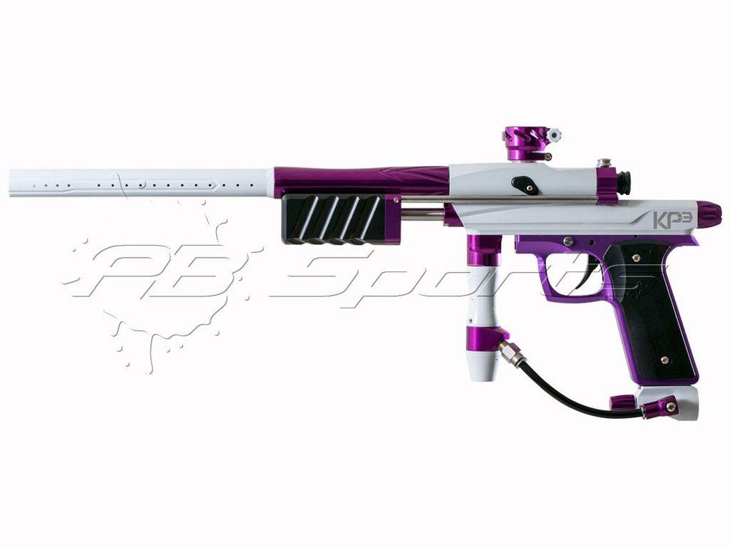 Azodin Kaos KP III KP3 Pump Gun   Blue and Green PB Sports LLC 1024x768