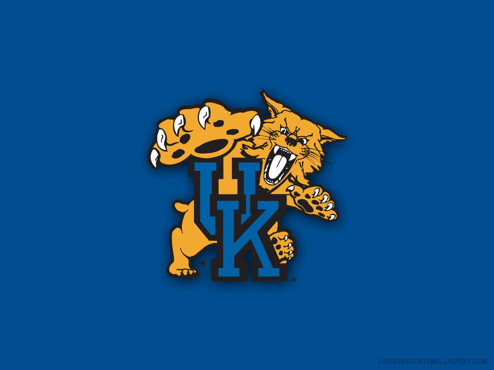 Kentucky Wildcats Uk logo 1600x1200