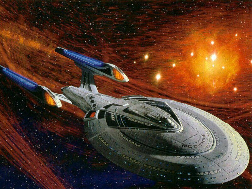 Star Trek Ships Wallpapers 1024x768