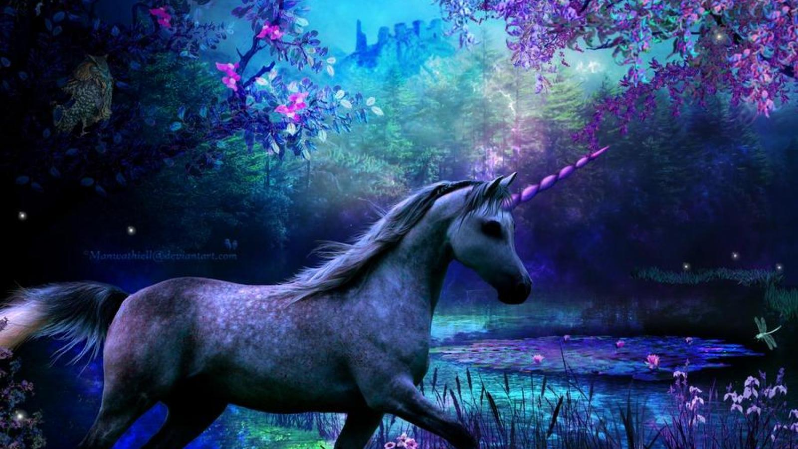 unicorn wallpapers full hd - photo #24