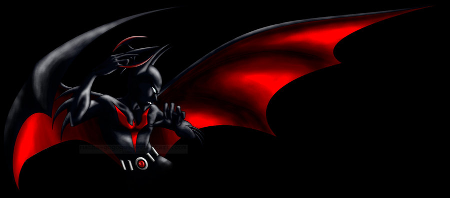 Iphone wallpaper batman logo - Batman Beyond Wallpaper Wallpapersafari