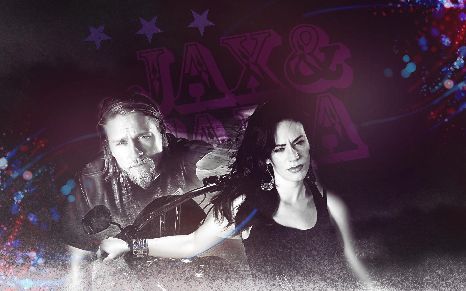 Free Download Sons Of Anarchy Wallpaper Jax And Tara 1600x1000
