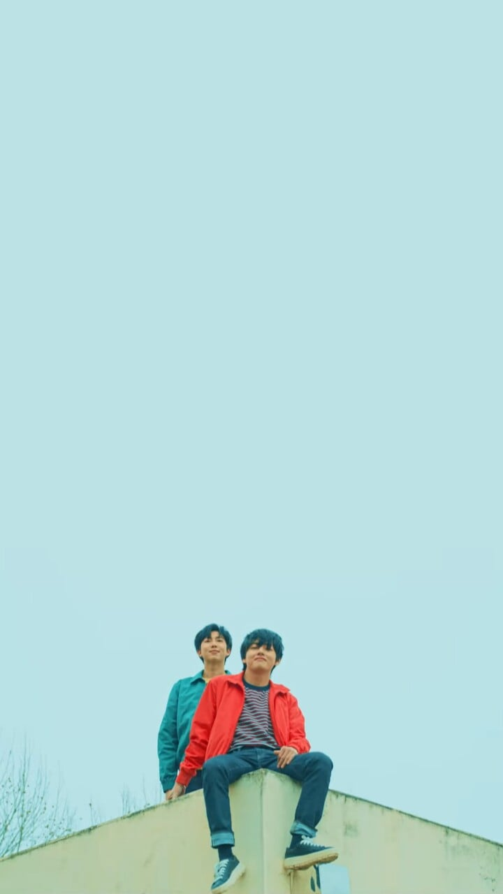 BTS V RM EUPHORA LOVE YOURSELF WONDER WALLPAPER 720x1280