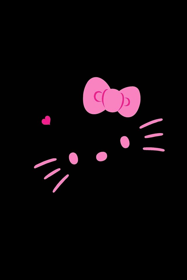 wallpaper iphone 5 pink kitty - photo #31