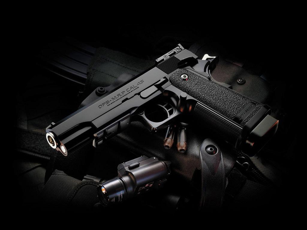 HD Wallpapers of Guns | HD Wallpapers