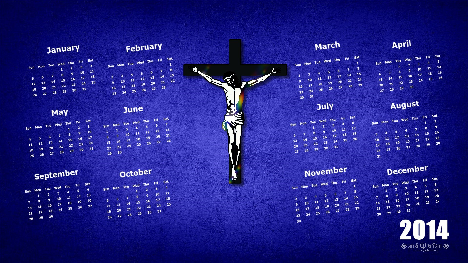 2014 Calendar Wallpaper Download HD Wallpapers 1920x1080