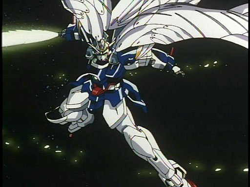 Gundam Wing Zero Wallpaper