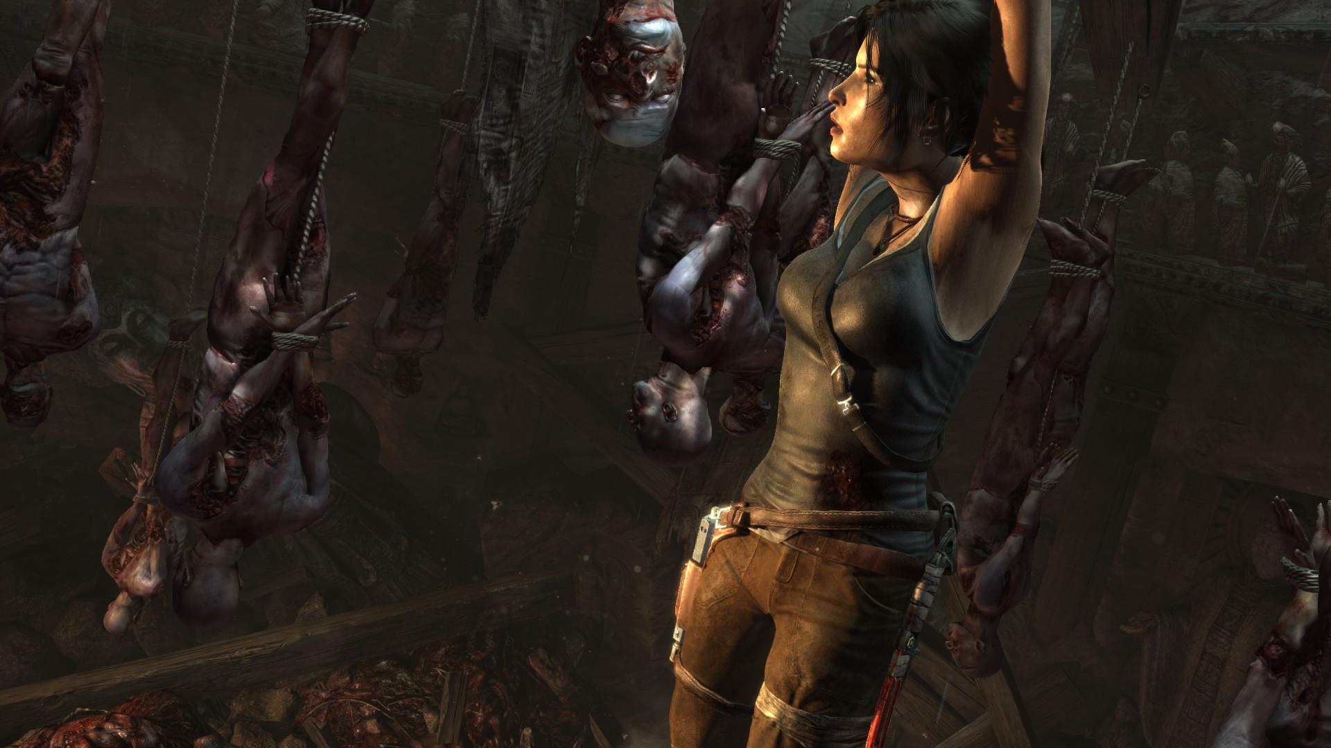 Tomb Raider Computer Wallpapers Desktop Backgrounds 1920x1080 Id 1920x1080
