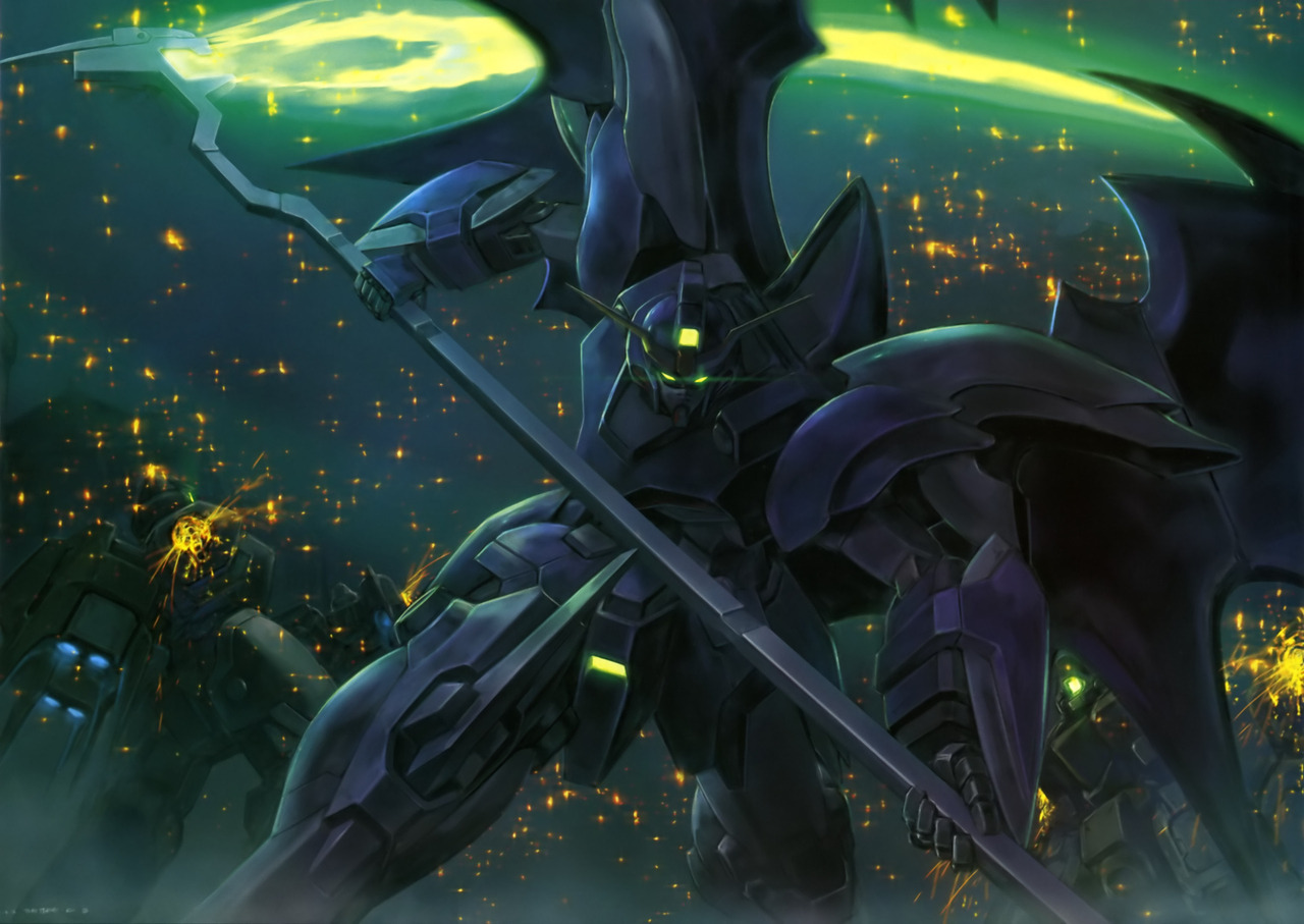 Best 51 Gundam Deathscythe Hell Wallpaper on HipWallpaper Duo 1280x907