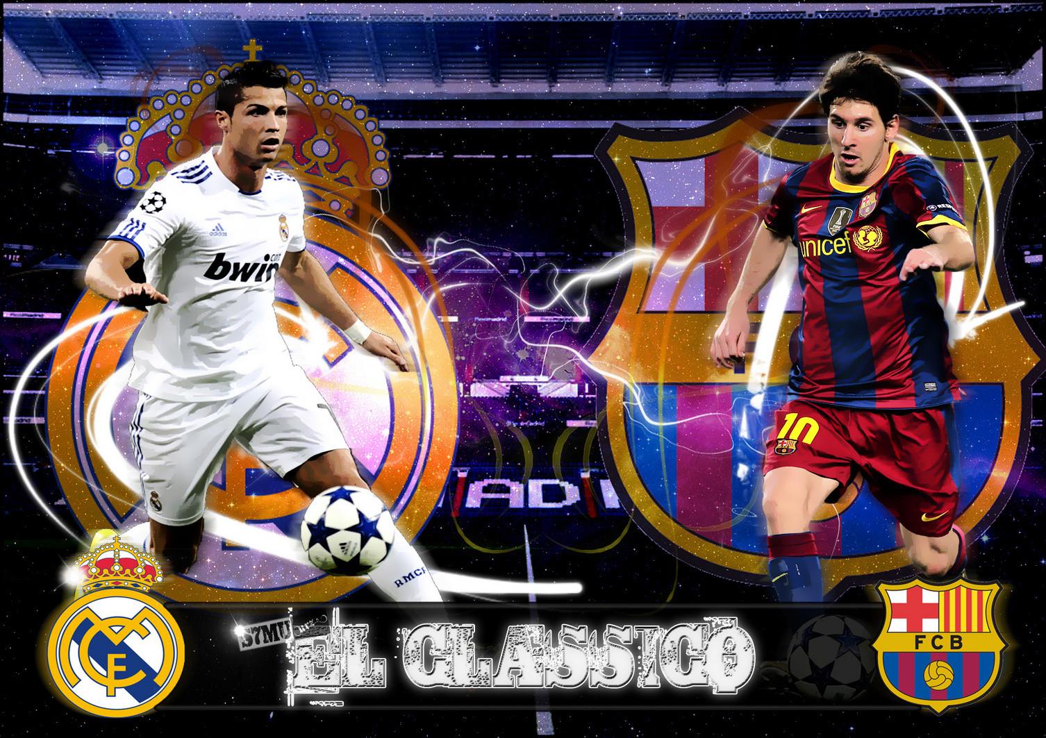 Free Download Cristiano Ronaldo Vs Lionel Messi 2015 Wallpapers