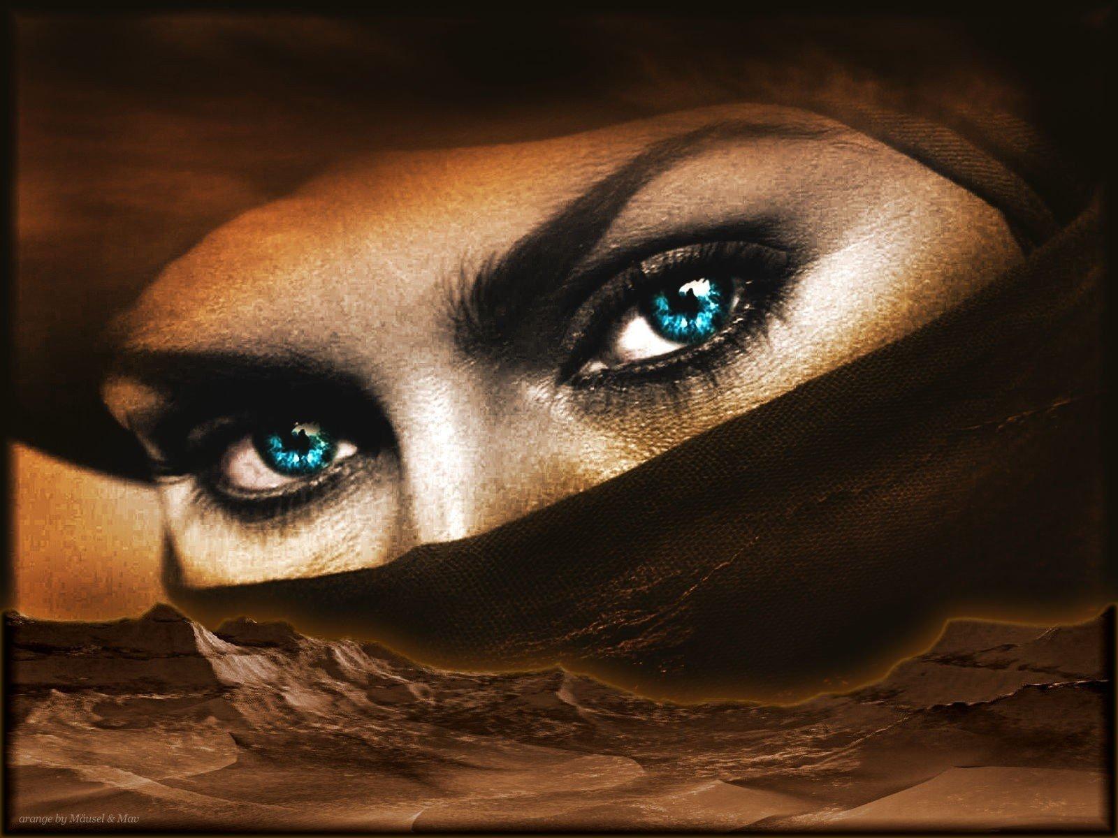 Desert Eyes Wallpapers Metal Graphic Arts Heavy Metal wallpapers 1600x1200