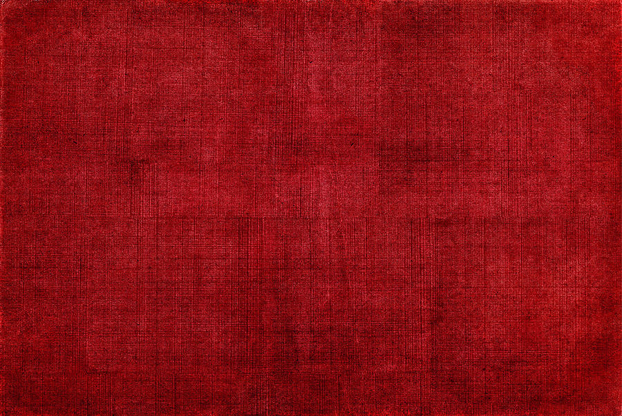 Red Background With A Crisscross Mesh Pattern And Grunge Stains by 900x602