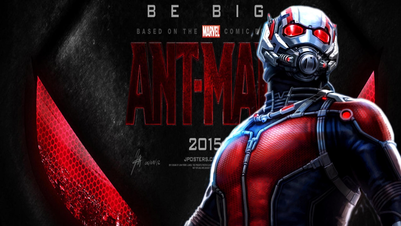 Ant Man HD Wallpaper 1366x768   Fondo hd 3369 1366x768
