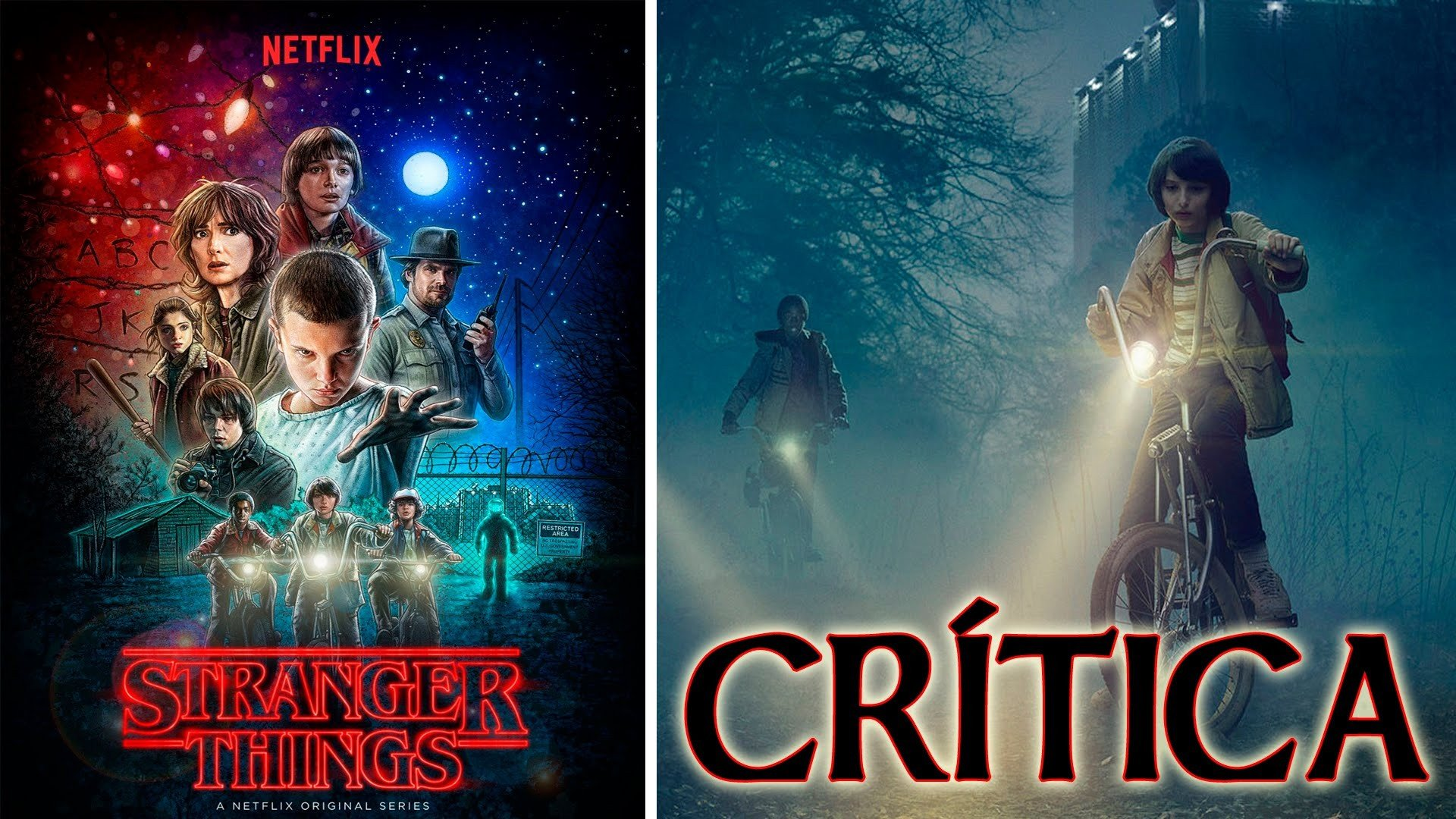 Stranger Things wallpaper Download beautiful 1920x1080