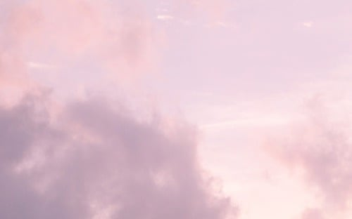 aesthetic background clouds cover photo pale pastel pink sky 500x312