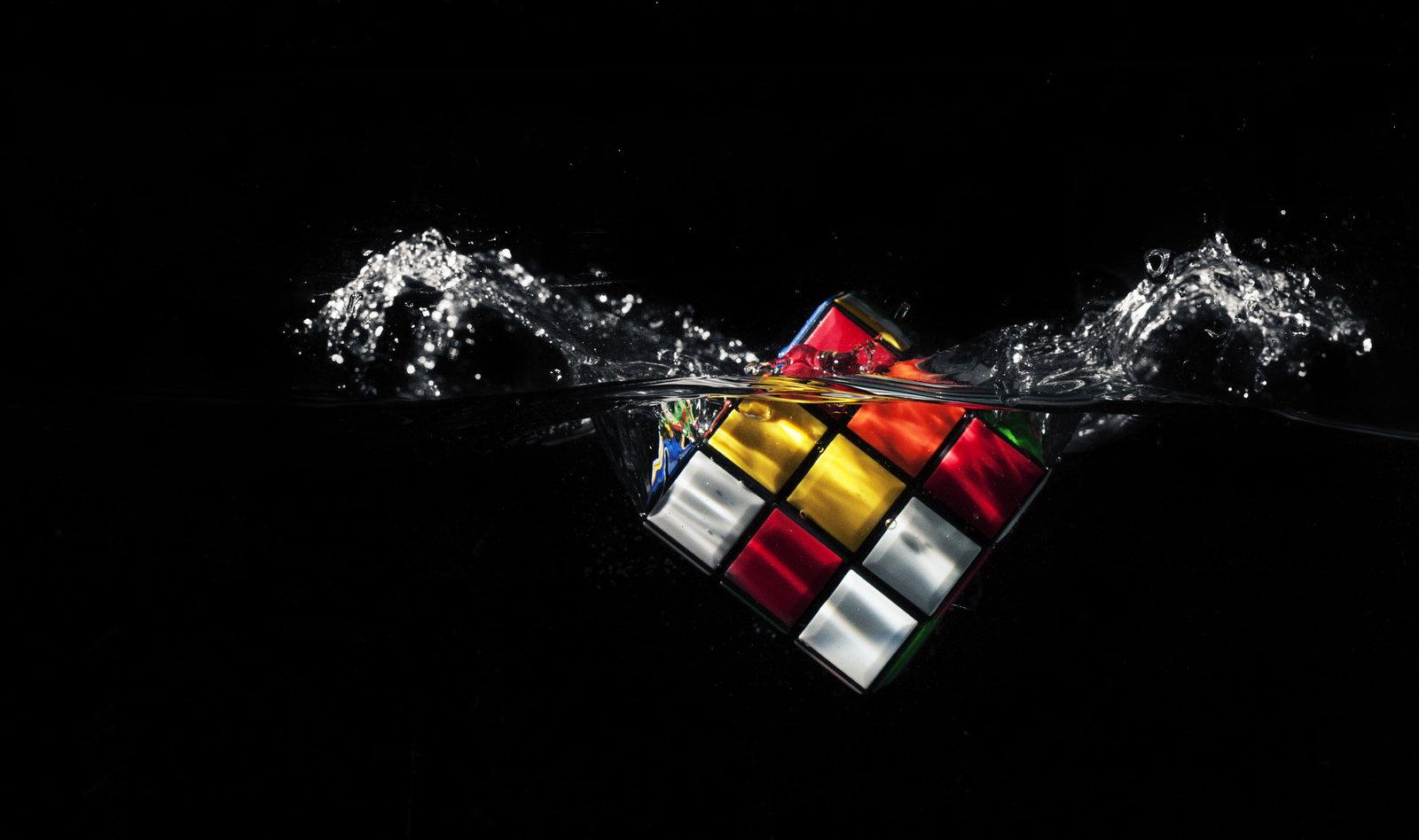 49 Rubik S Cube Wallpaper On Wallpapersafari