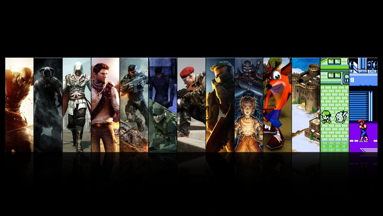 Epic games wallpaper 16610 1365x768
